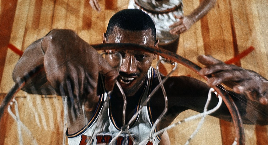 Pro Basketball Highlights Philadelphia Warriors Wilt Chamberlain in action in 1962. Credit: John G. Zimmerman/Sports Illustrated SetNumber: X8140
